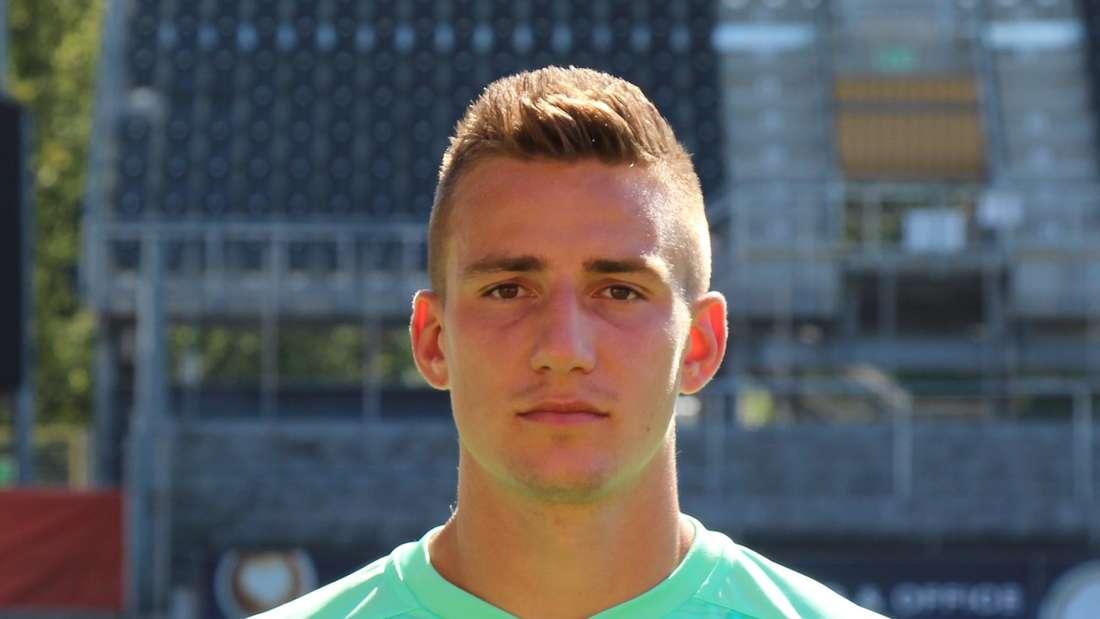 Martin Fraisl spielt seit 2019 für den SV Sandhausen.