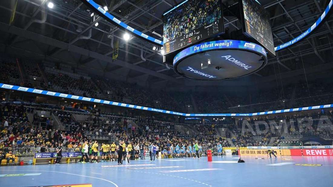 Die Rhein-Neckar Löwen befinden nehmen in dieser Saison am EHF-CUP teil.
