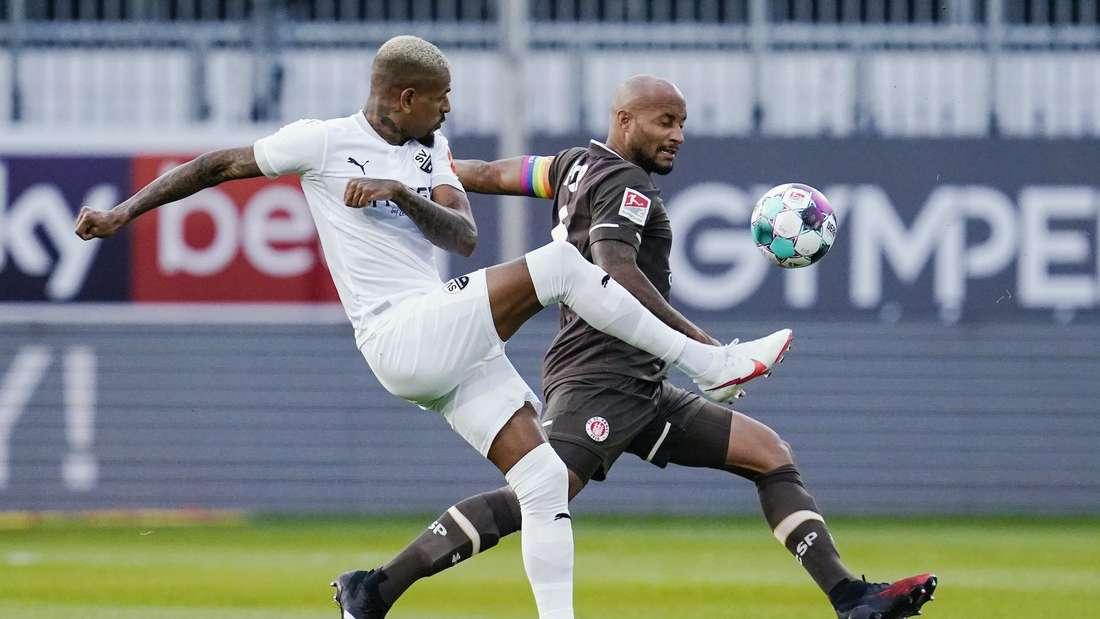 SV Sandhausen - FC St. Pauli