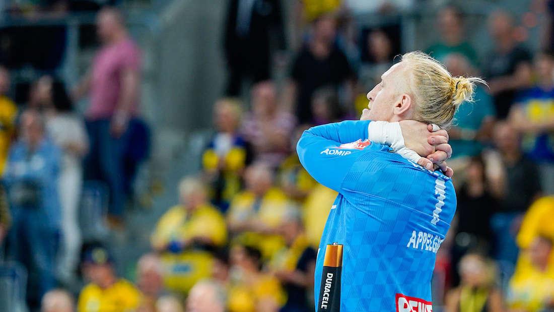 Mikael Appelgren fehlt den Löwen mehrere Monate.