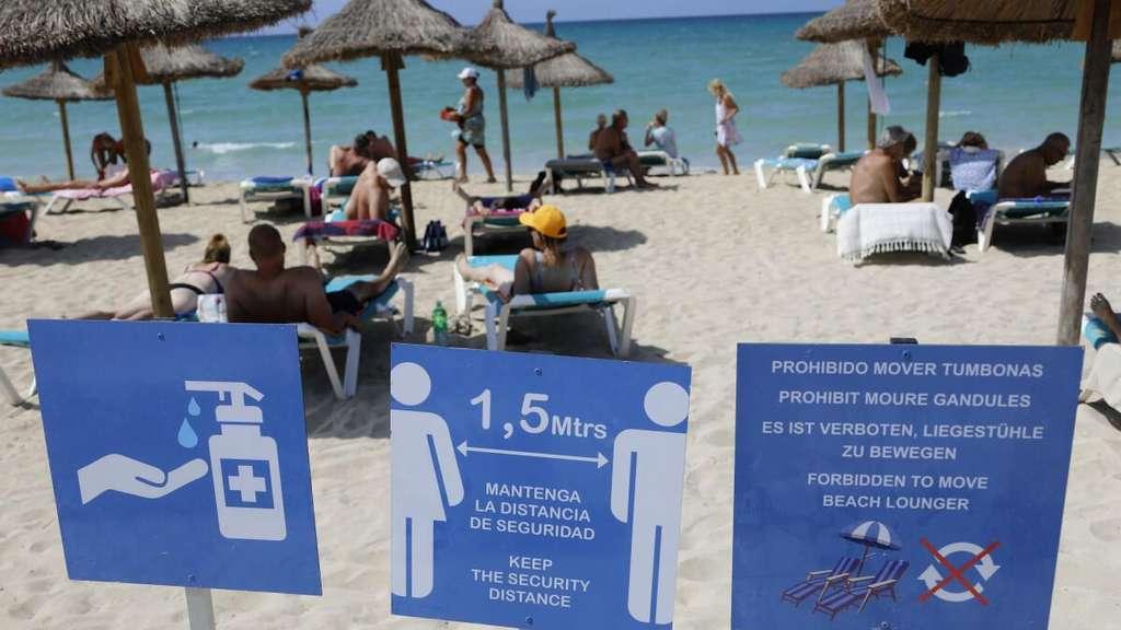 Reisewarnung Mallorca Coronavirus