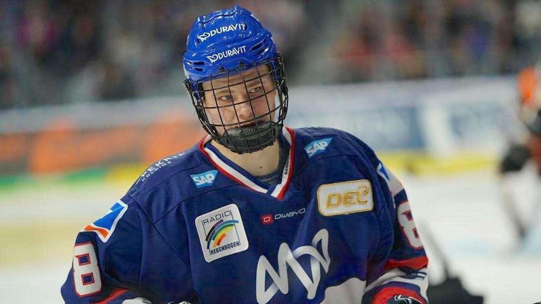 Tim Stützle (Adler Mannheim) ist der Rookie des Jahres.