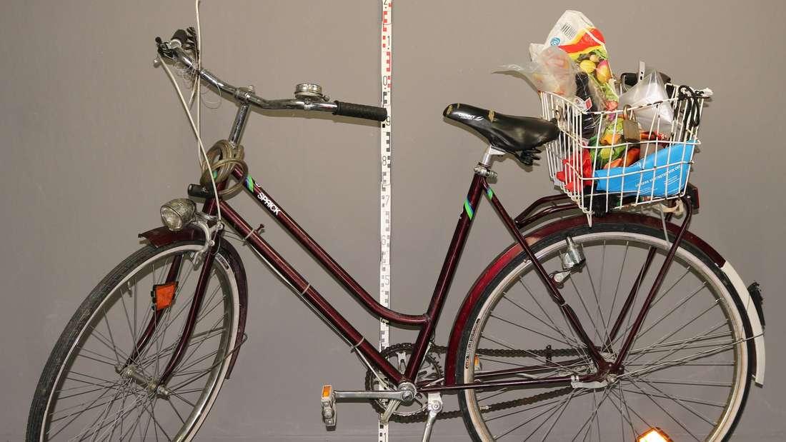 Das Fahrrad von Franco C.