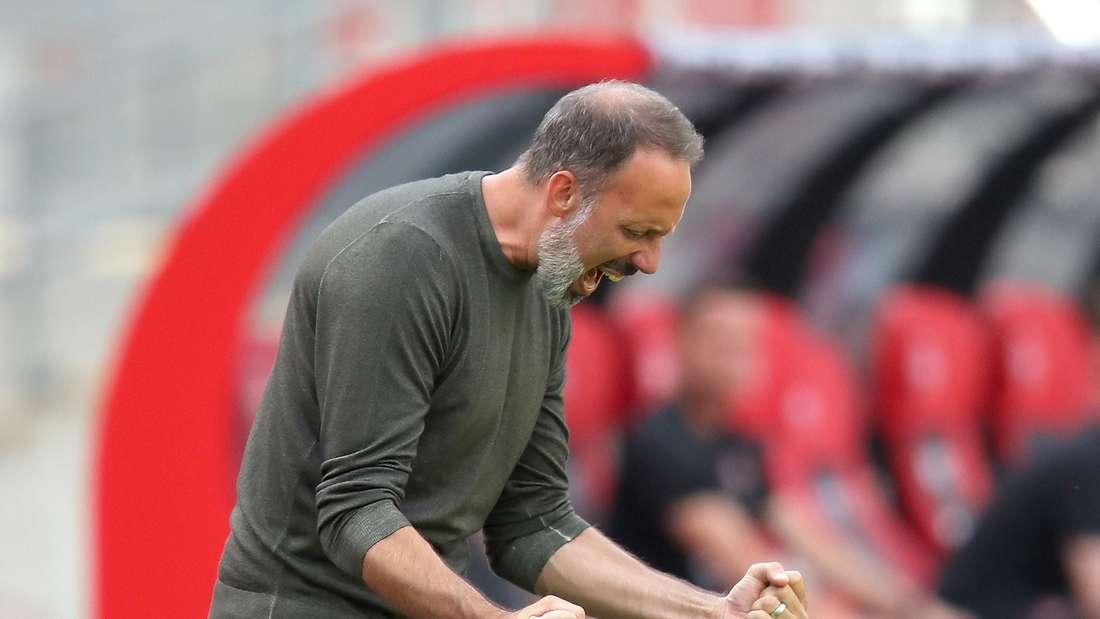 Trainer des VfB Stuttgart Pellegrino Matarazzo