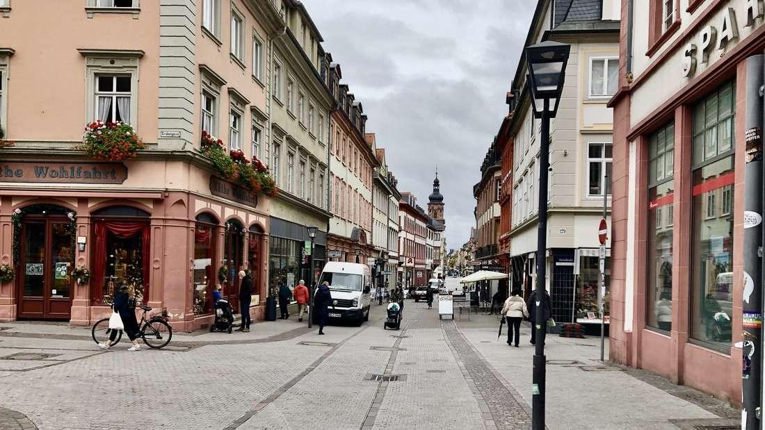 Heidelberg-Altstadt: Ab dem 2. November gelten im ganzen Bundesland verschärfte Corona-Regeln.