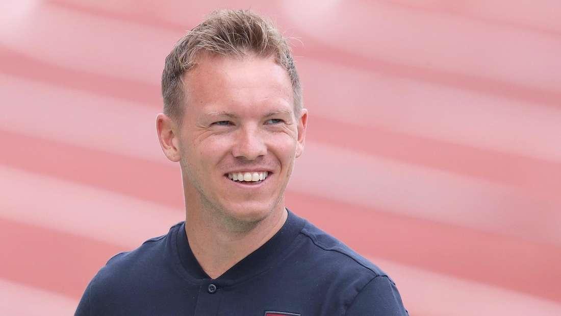 Julian Nagelsmann ist seit Sommer 2019 Trainer von RB Leipzig.