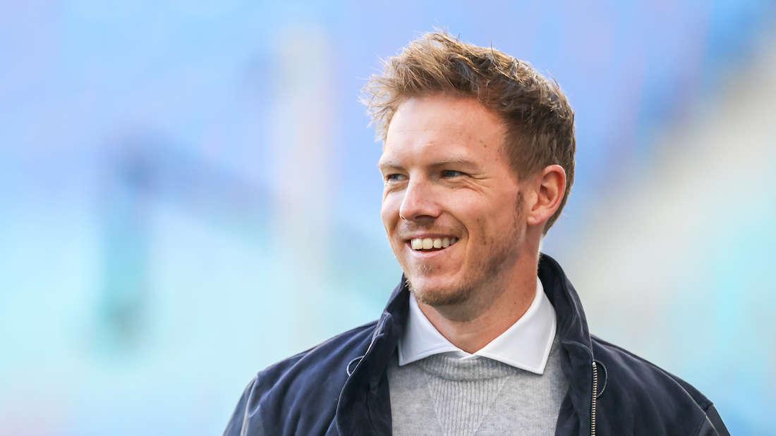 Julian Nagelsmann wird ab 1. Juli 2021 neuer Trainer des FC Bayern München.