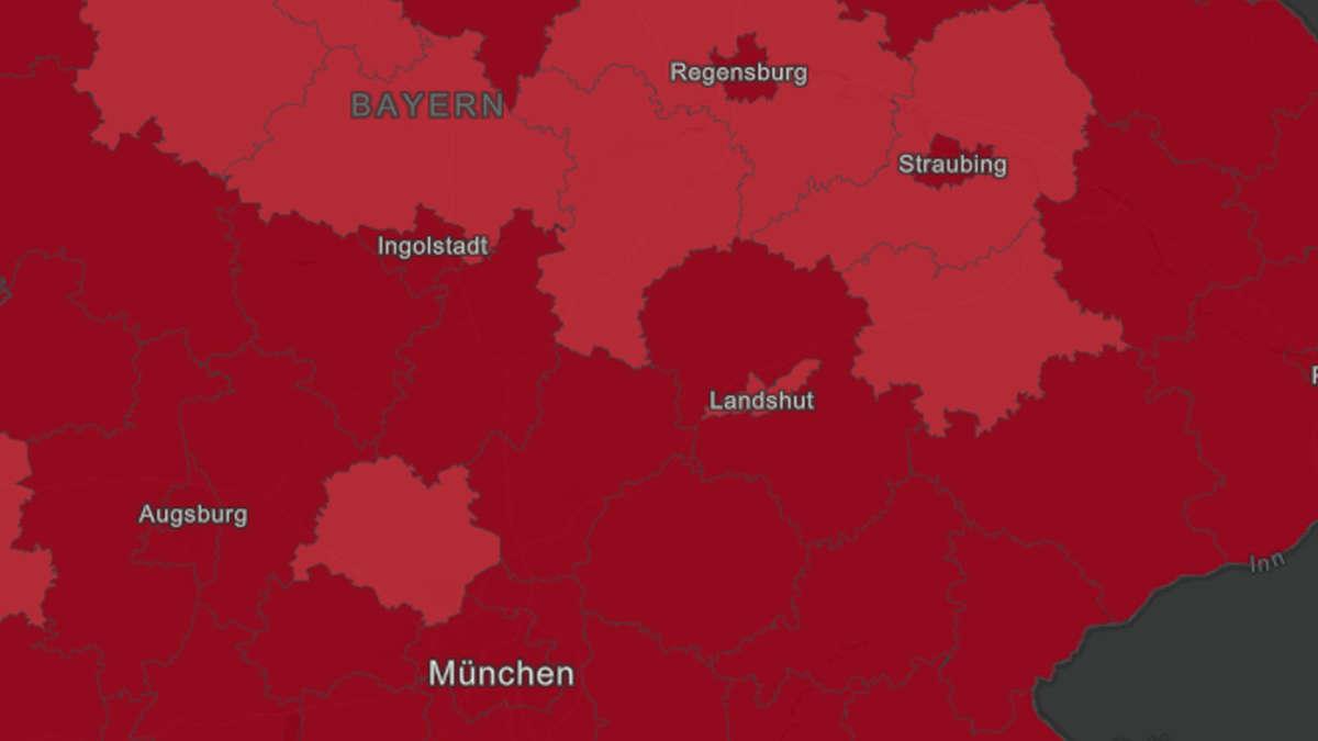 Corona Bayern Lgl Aktuelle Zahlen