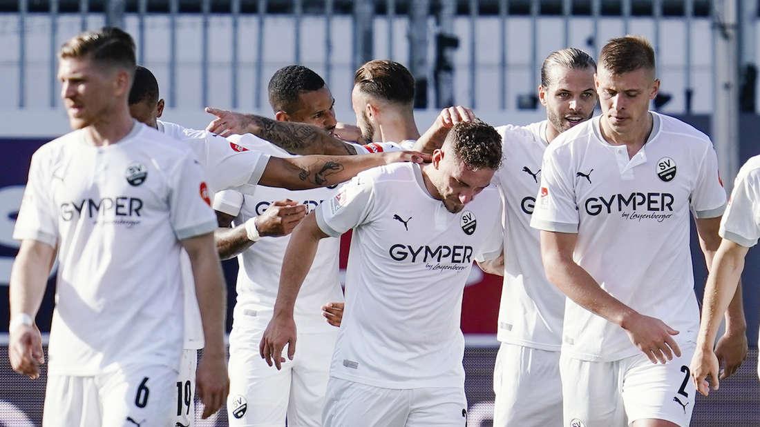 Auf wen trifft der SV Sandhausen in der 2. DFB-Pokalrunde?