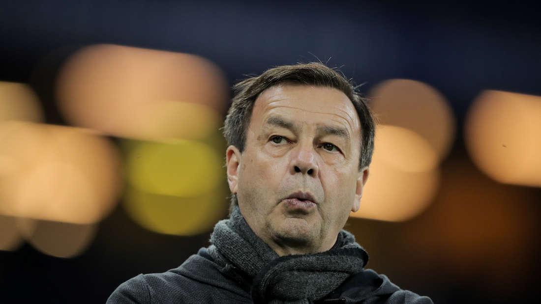 Otmar Schork ist neuer Sportdirektor beim 1. FC Magdeburg