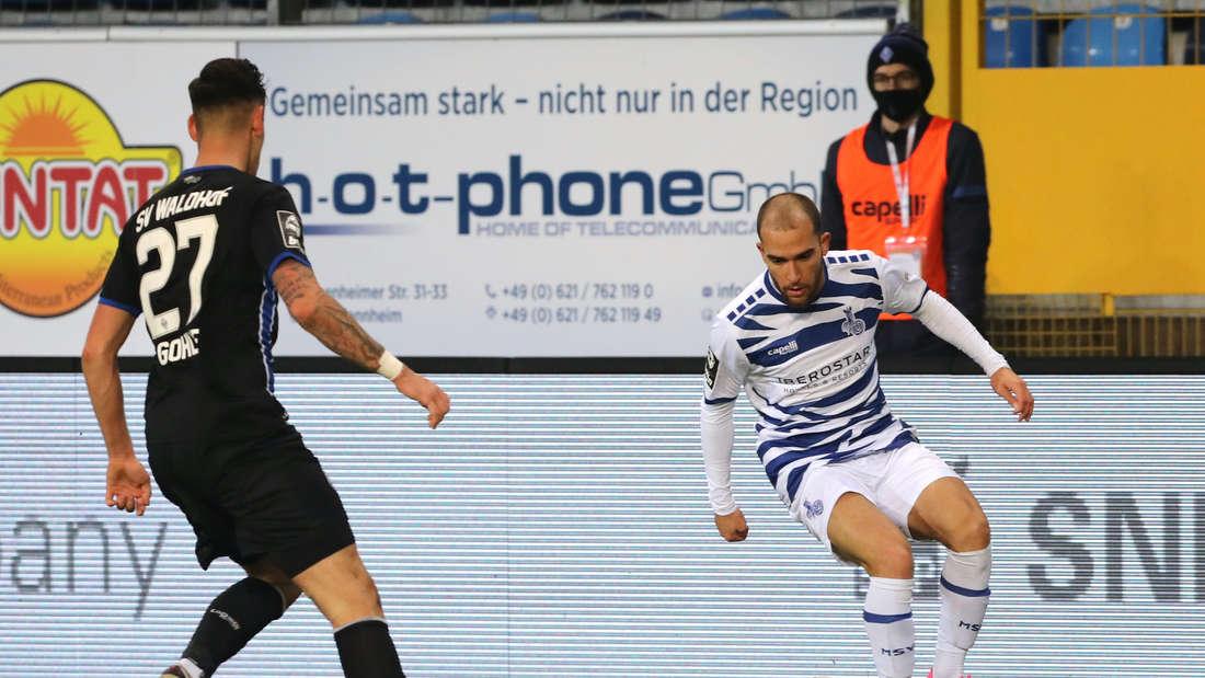 SV Waldhof Mannheim - MSV Duisburg