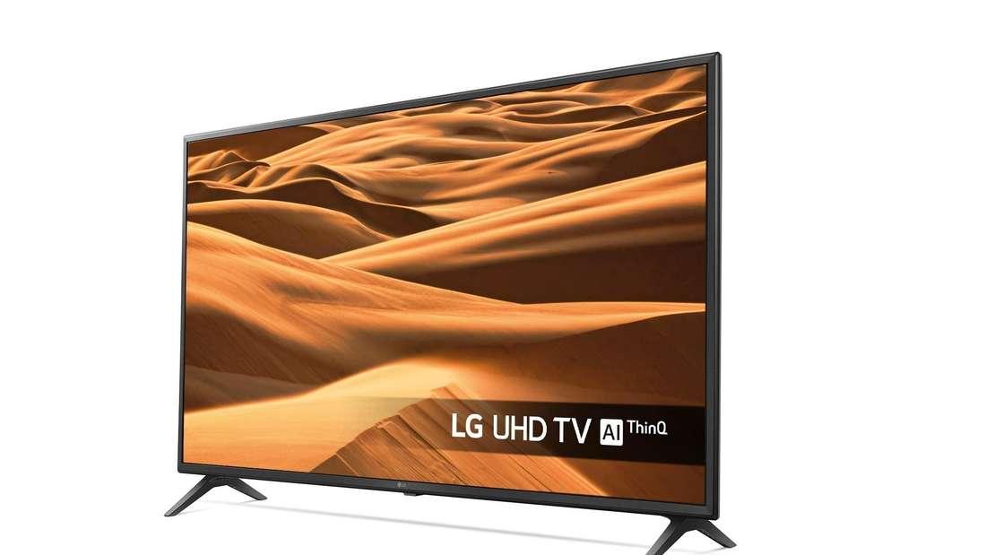 LG Electronics 49UM71007LB 4K-Fernseher