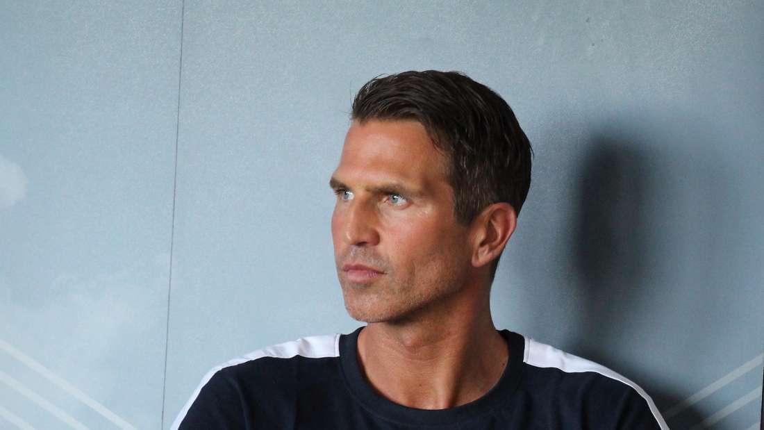 Waldhof-Trainer Patrick Glöckner wünscht sich nach dem Ende der Transferperiode weitere Neuzugänge.