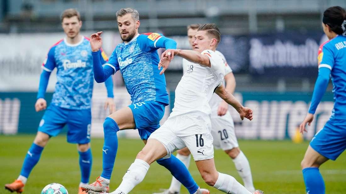 SV Sandhausen - Holstein Kiel