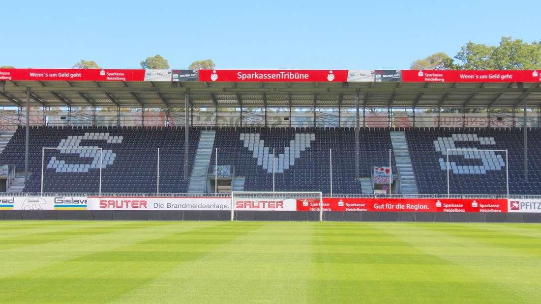 Aktuell spielt der SV Sandhausen im BWT-Stadion am Hardtwald.