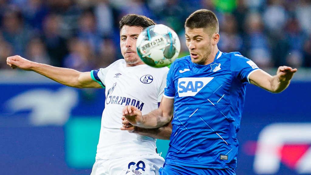 Schalke Gegen Hoffenheim 2021