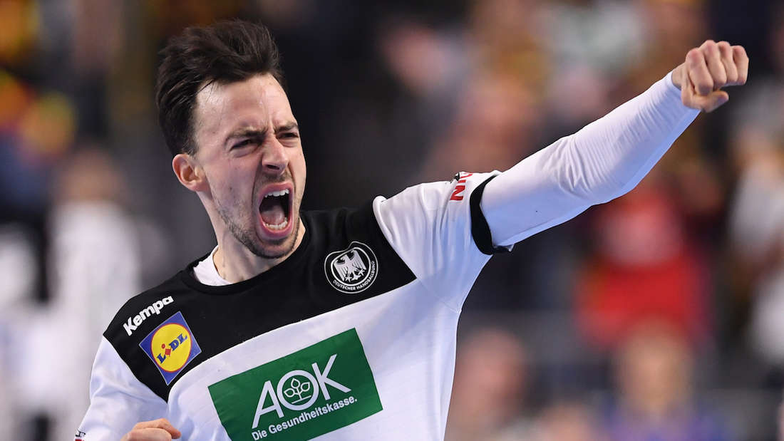 Patrick Groetzki wird Tobias Reichmann bei der Handball-WM ersetzen.
