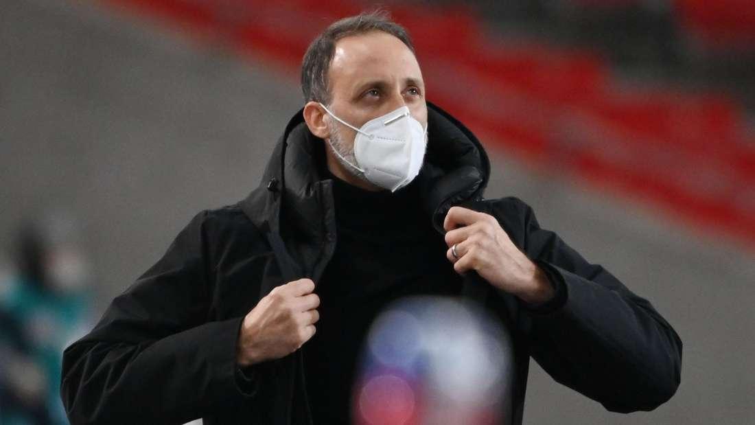 VfB Stuttgart Trainer Pellegrino Matarazzo