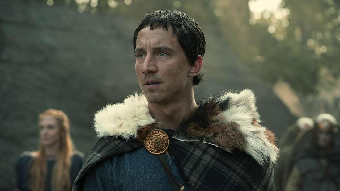 """Arminius in der Netflix-Serie """"Barbaren"""" über die Schlacht am Teutoburger Wald."""