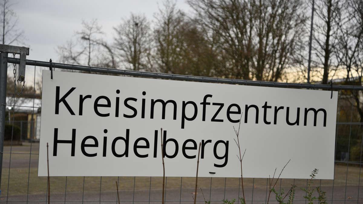 Impfzentrum Pfaffengrund an vier Tagen pro Woche geöffnet | Heidelberg