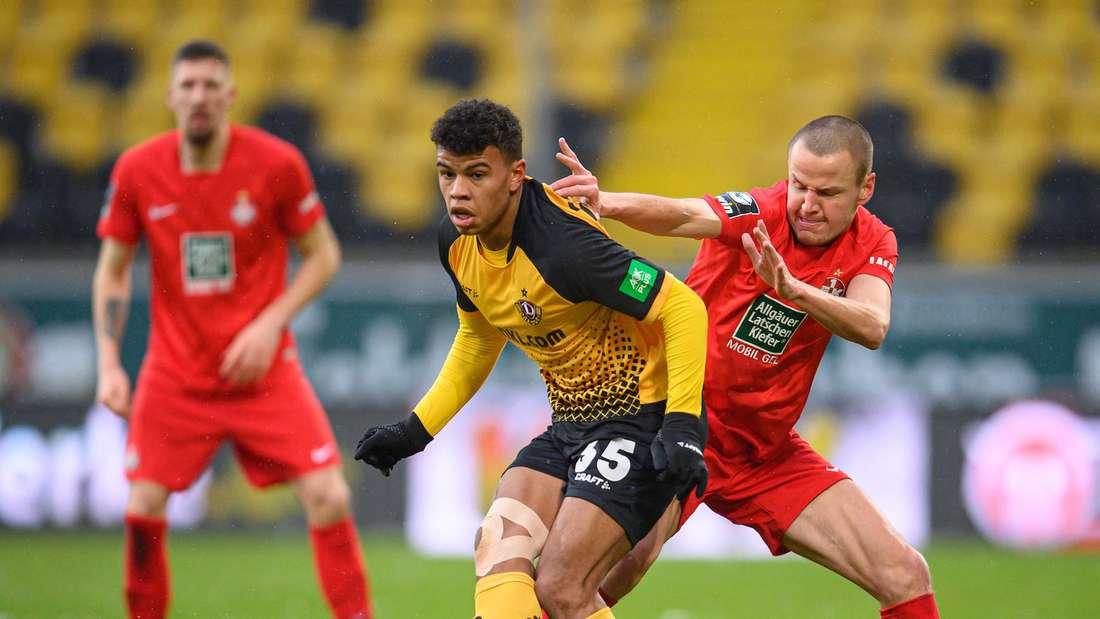 SG Dynamo Dresden - 1. FC Kaiserslautern