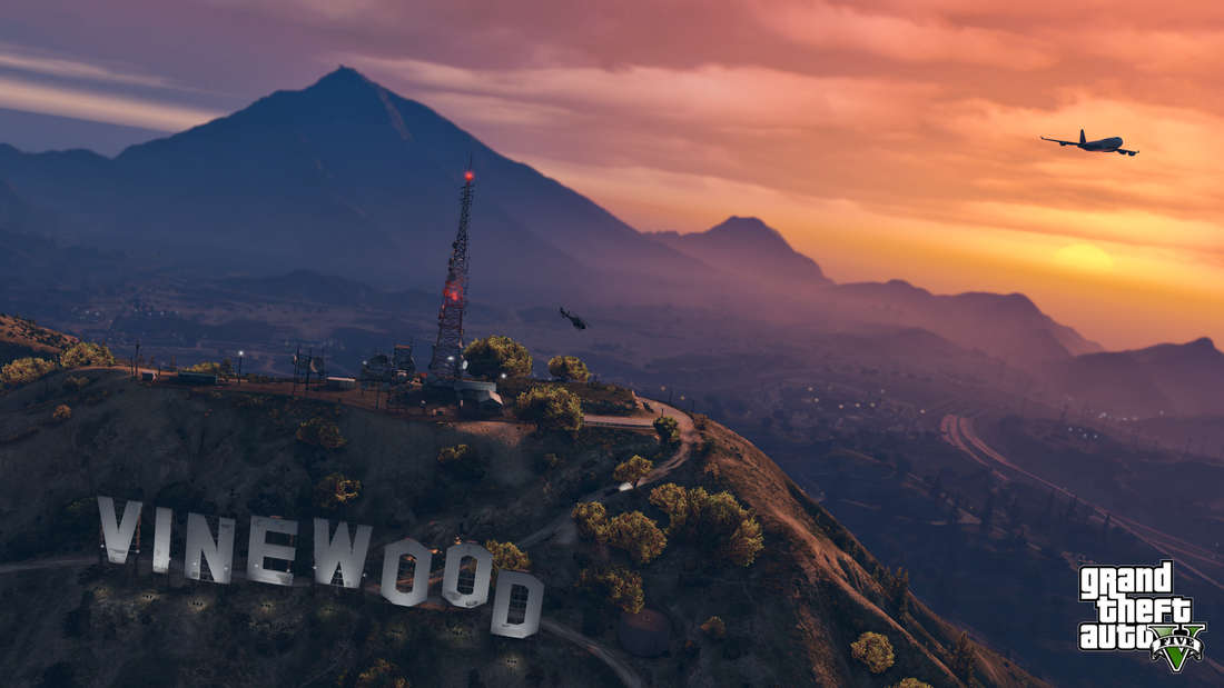 GTA 5 Grand Theft Auto V Rockstar Games