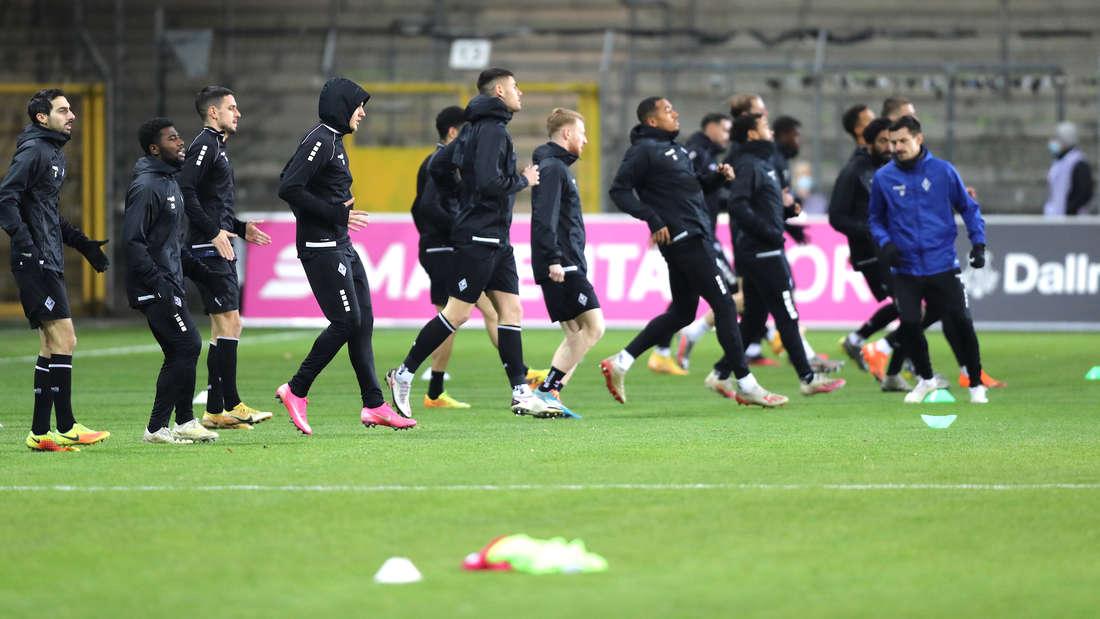 SV Waldhof Mannheim - Dynamo Dresden