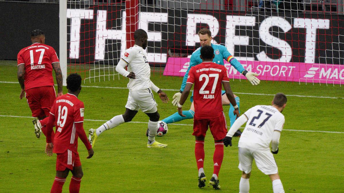 Bayern Hoffenheim Video