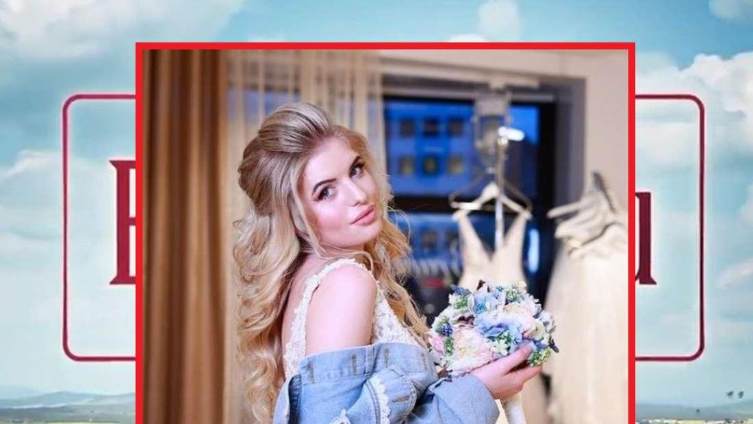 """Auf Instagram setzt sich Antonia aus der 16. Staffel von """"Bauer sucht Frau"""" gerne in Szene."""