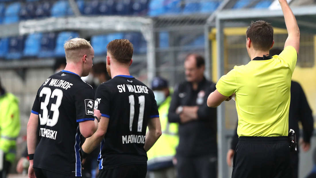 SV Waldhof Mannheim – 1. FC Kaiserslautern