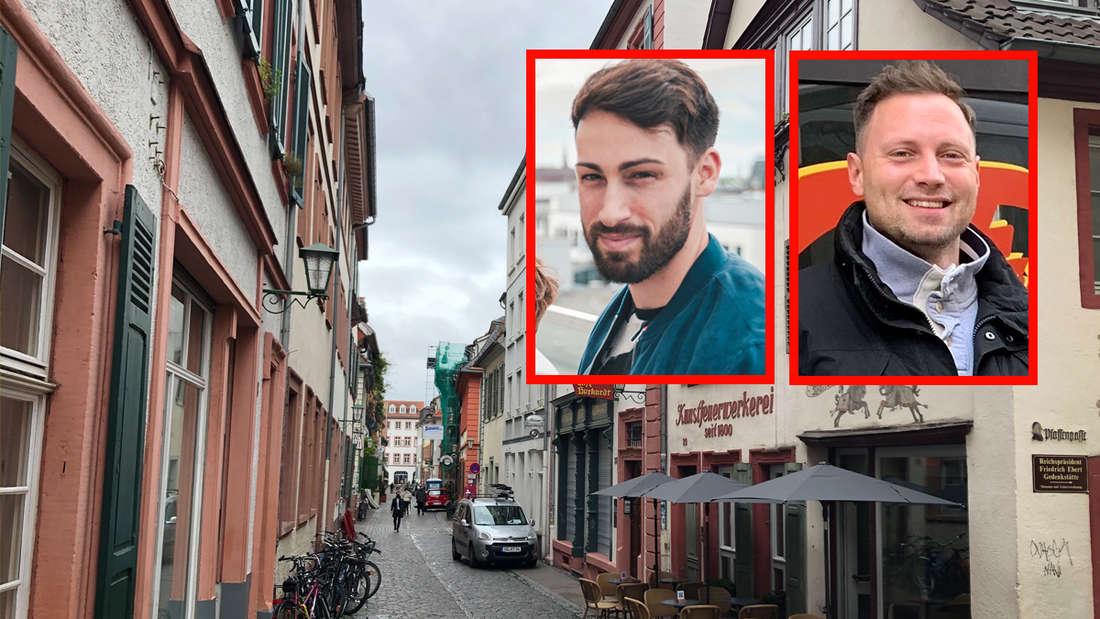 Daniel Adler und Jimmy Kneipp (beide 32) wurden am 10. Februar zu Heidelbergs ersten Nachtbürgermeistern gewählt.
