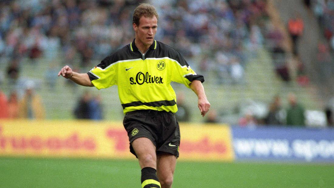 Nationalspieler Rene Schneider war unter anderem für den BVB aktiv.