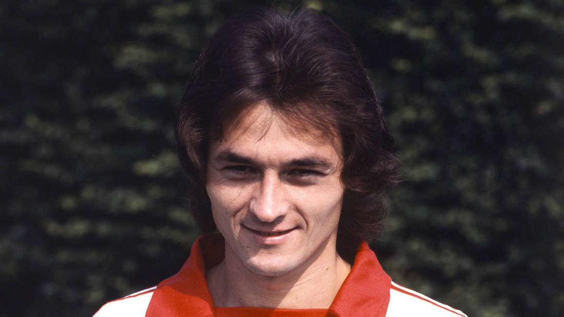 Lief unter anderem für Stuttgart und Bayern München auf: Bernd Martin.