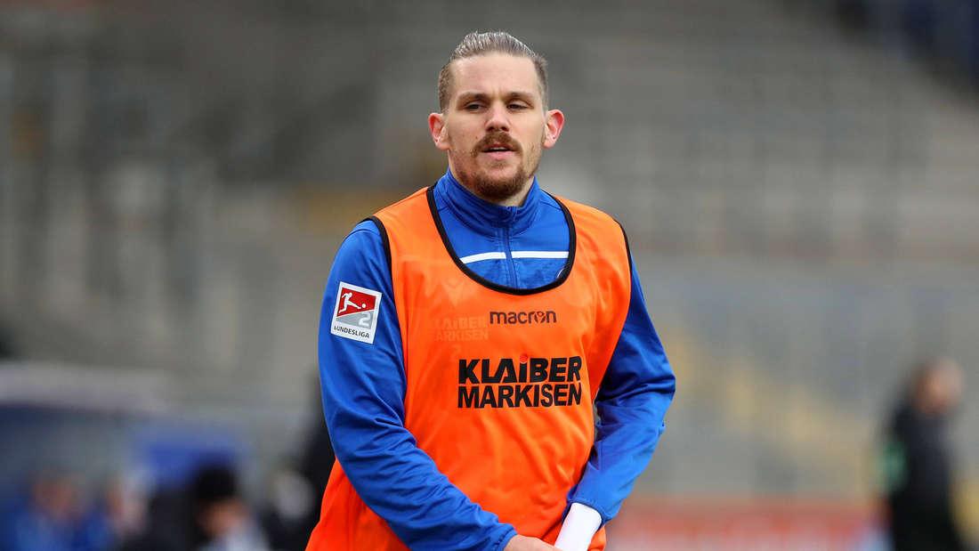 Von Frankfurt und Hannover hat es den einmaligen Nationalspieler Sebastian Jung mittlerweile zum Karlsruher SC verschlagen.