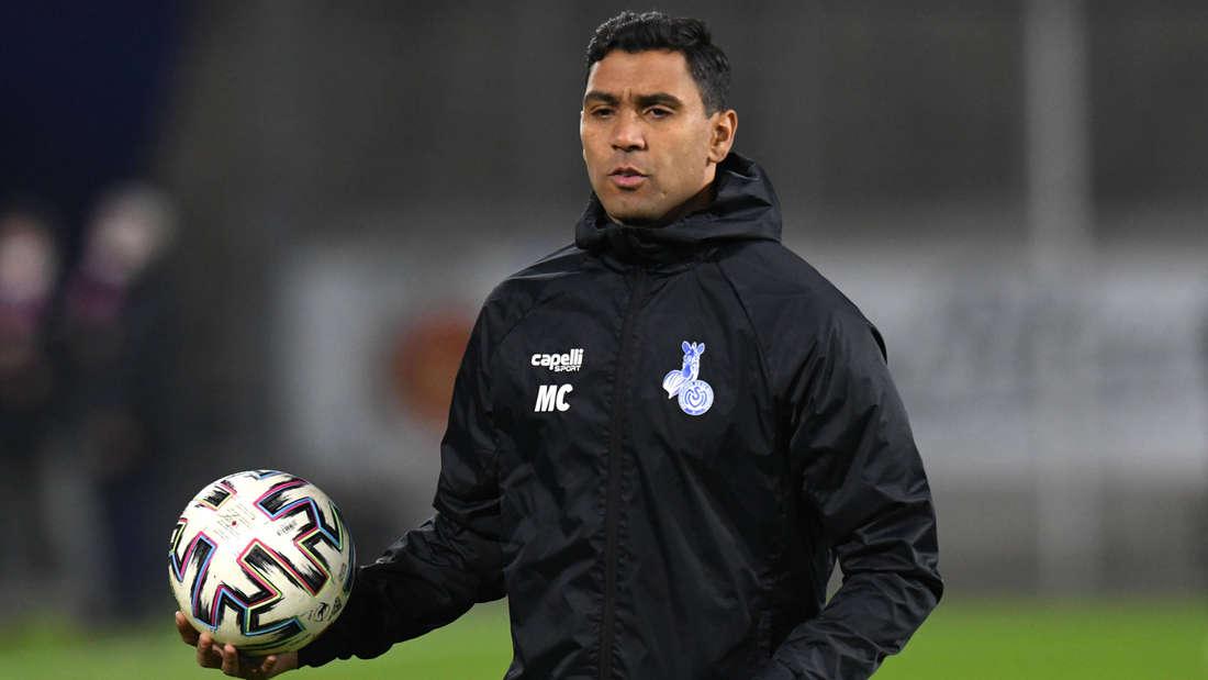 Marvin Compper ist mittlerweile Co-Trainer beim MSV Duisburg.