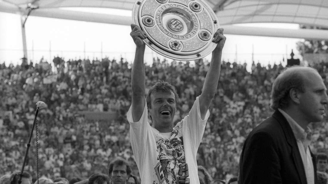 Manfred Bockenfeld wurde mit dem SV Werder Bremen deutscher Meister.