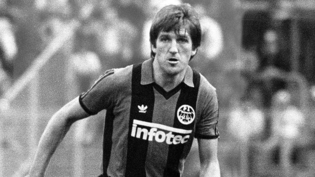 Bernd Nickel trug zur ganz großen Zeit der Frankfurter Eintracht bei.