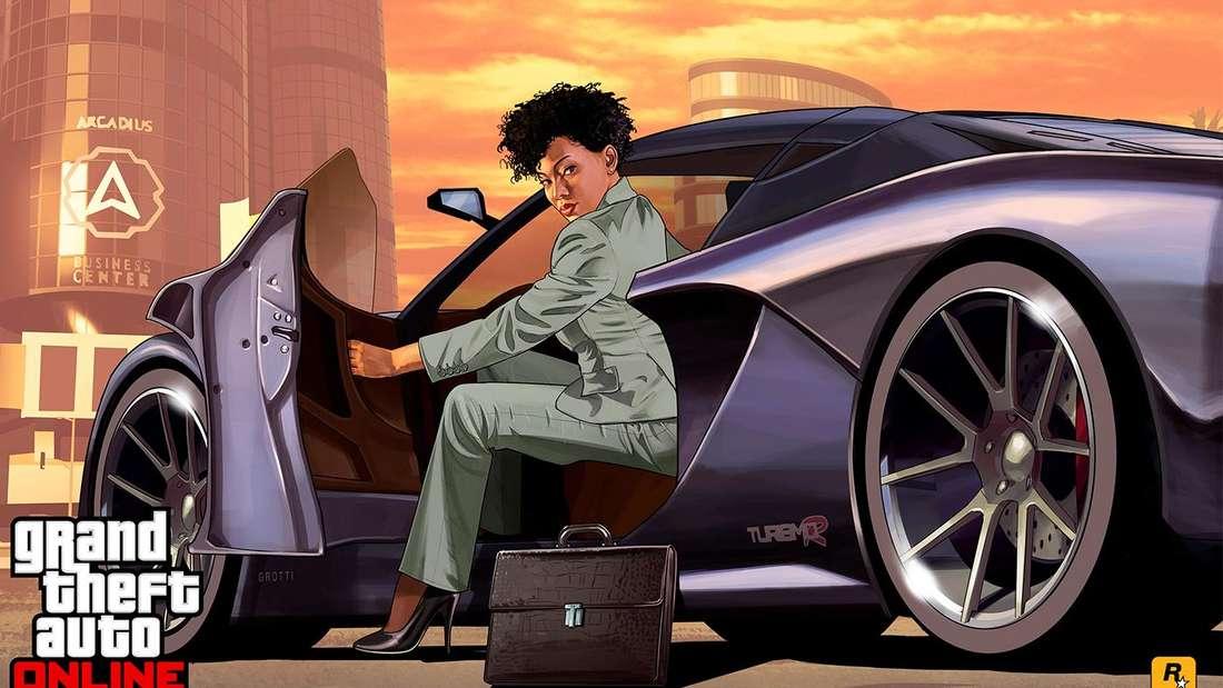 Ein Bild aus Grand Theft Auto Online, welches Fans bald auch auf der PS5 und Xbox Series X begrüßen wollen. Rockstar Games hat nun endlich preisgegeben, wann es so weit sein könnte.