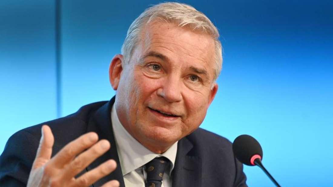 Der baden-württembergische Innenminister Thomas Strobl (60, CDU) vermutet eine Serientat hinter den Explosionen bei Lidl und ADM WILD.