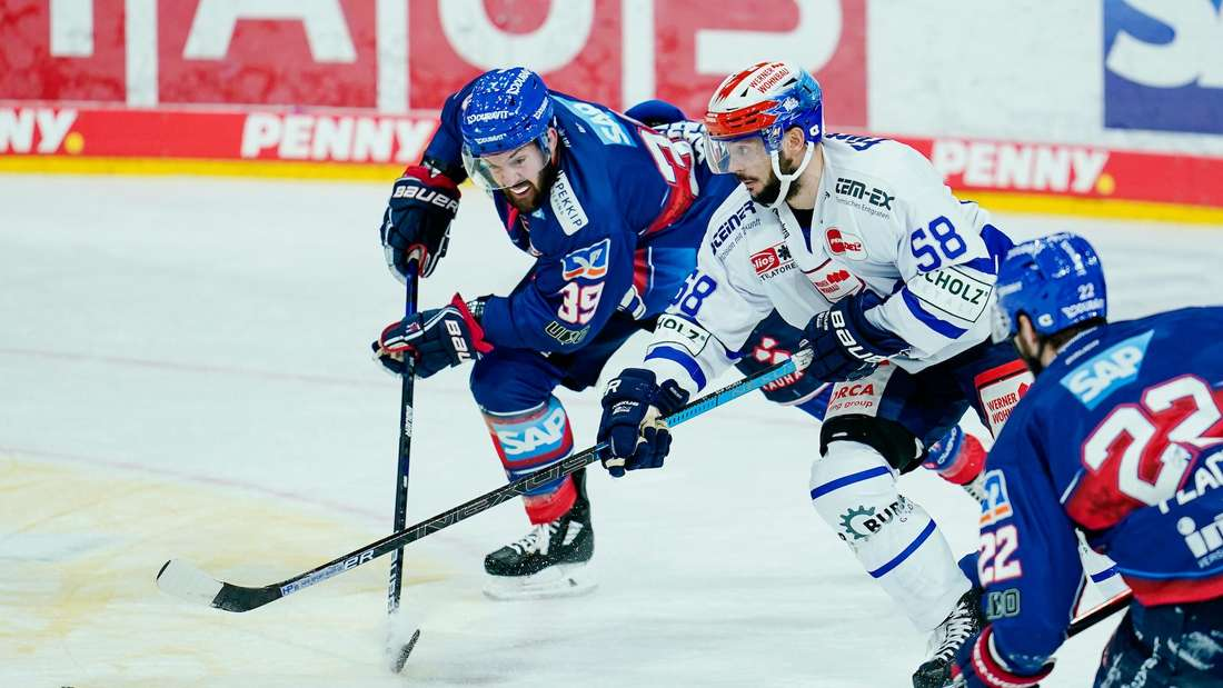 DEL: Schwenninger Wild Wings - Adler Mannheim