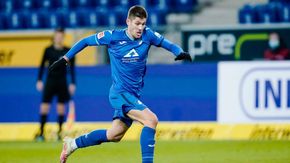 Andrej Kramaric trifft mit Hoffenheim auf Arminia Bielefeld.