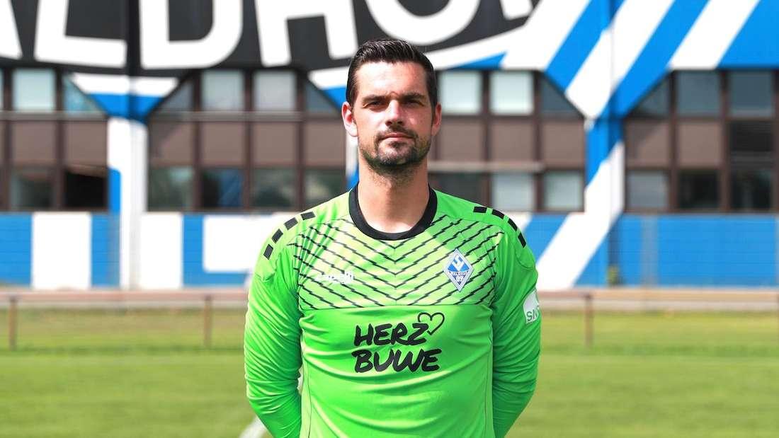 Markus Scholz spielt seit 2015 für den SV Waldhof Mannheim.