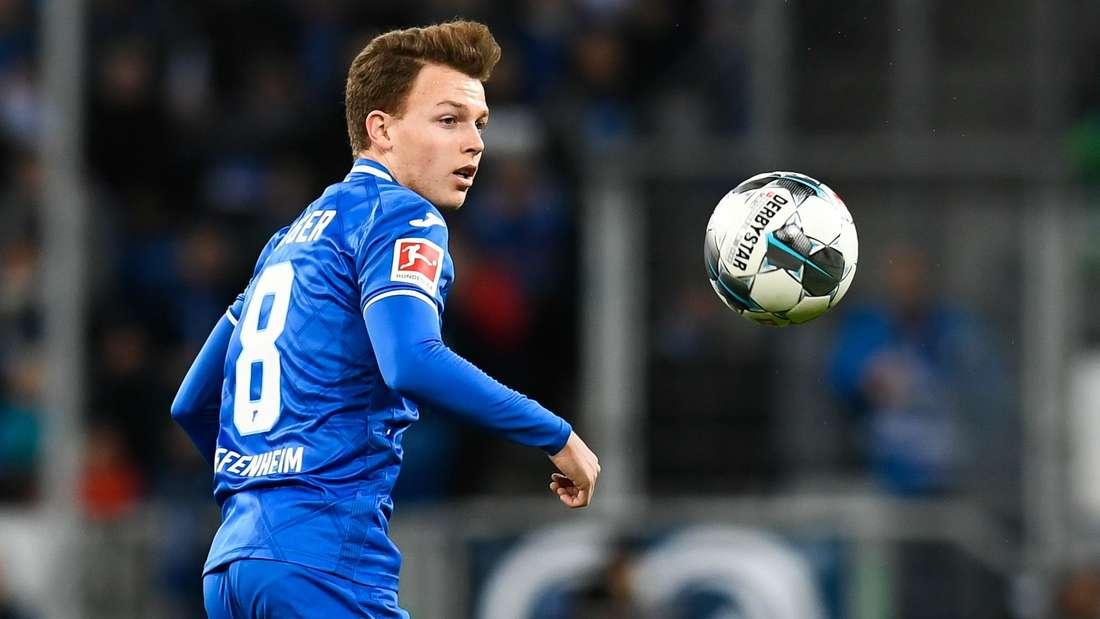 Dennis Geiger wird der TSG Hoffenheim für den Rest der Saison 2020/21 fehlen.