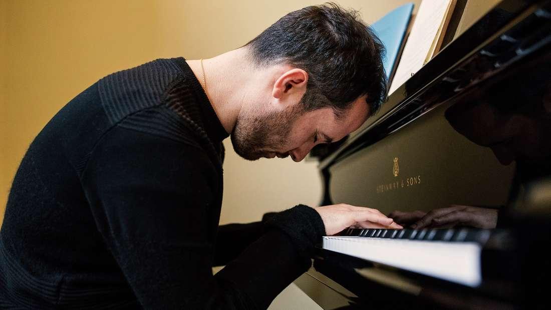 """Auch Star-Pianist Igor Levit (33) hätte beim 25. """"Heidelberger Frühling"""" auftreten sollen."""