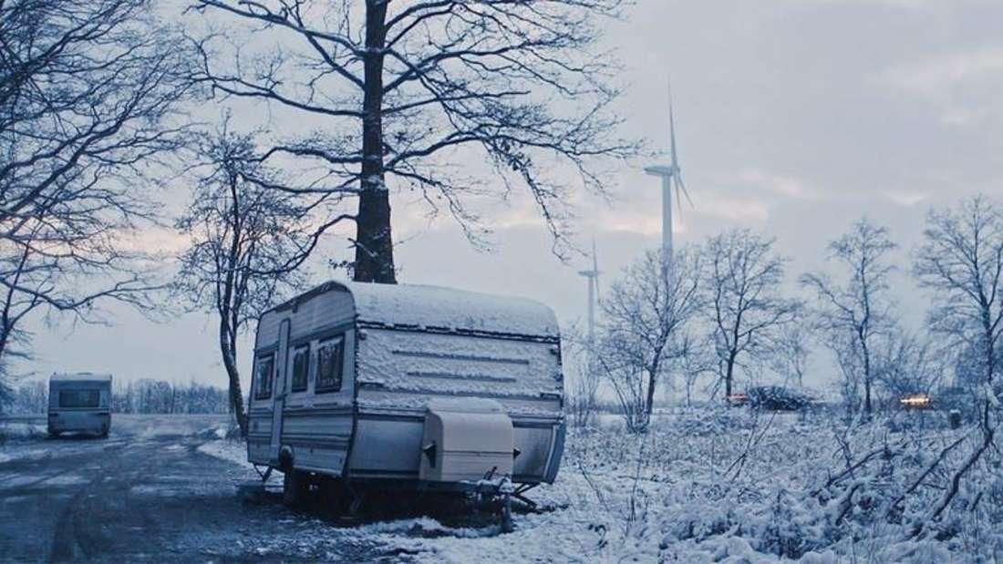 """In solchen Wohnmobilen wohnen die in """"Lovemobil"""" dargestellten Prostituierten"""