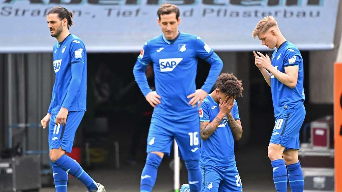 Die TSG Hoffenheim verliert beim FC Augsburg.