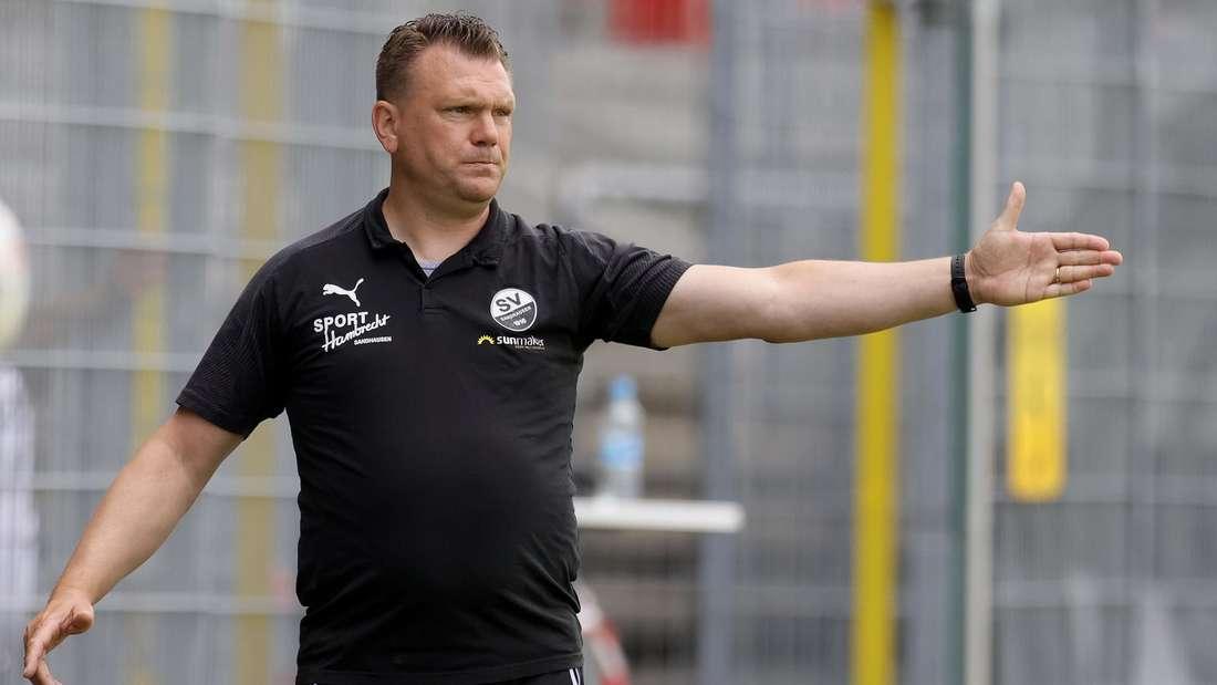 Uwe Koschinat wird neuer Trainer des 1. FC Saarbrücken.
