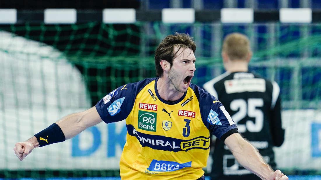 Uwe Gensheimer (Rhein-Neckar Löwen) fällt mehrere Wochen aus.