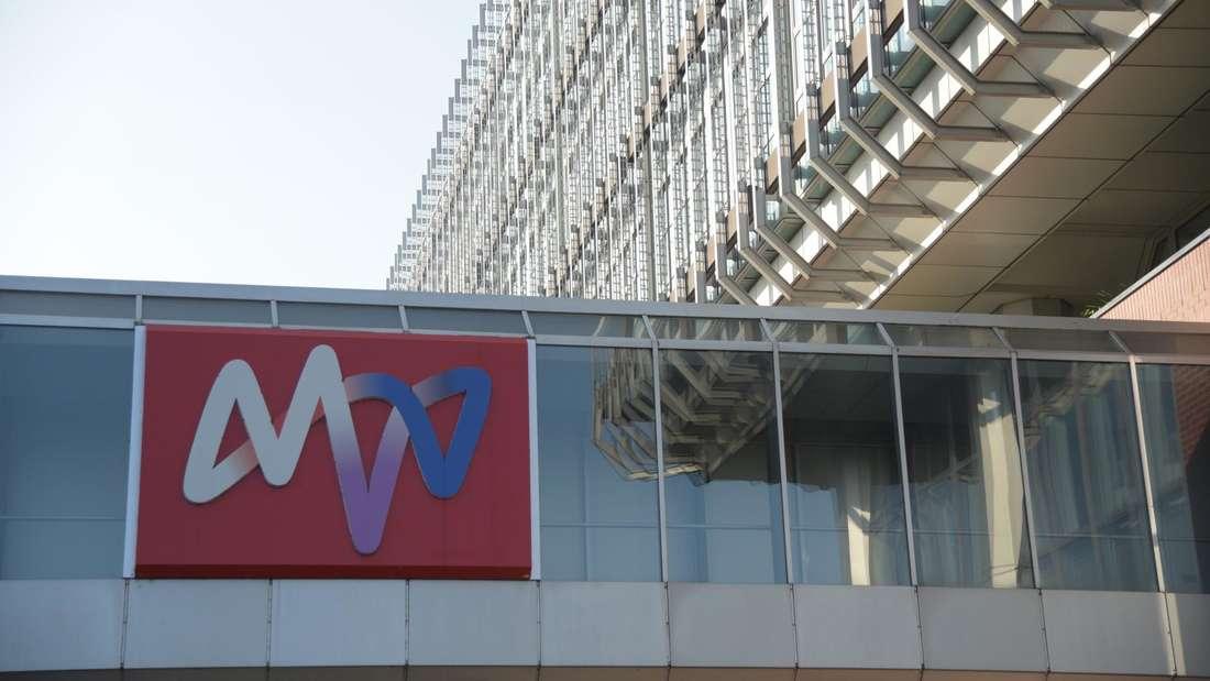 Gewappnet für den Ausnahmezustand: THW und MVV simulieren Hochwasser-Notfall an MVV-Tiefgarage in Neckarvorlandstraße.
