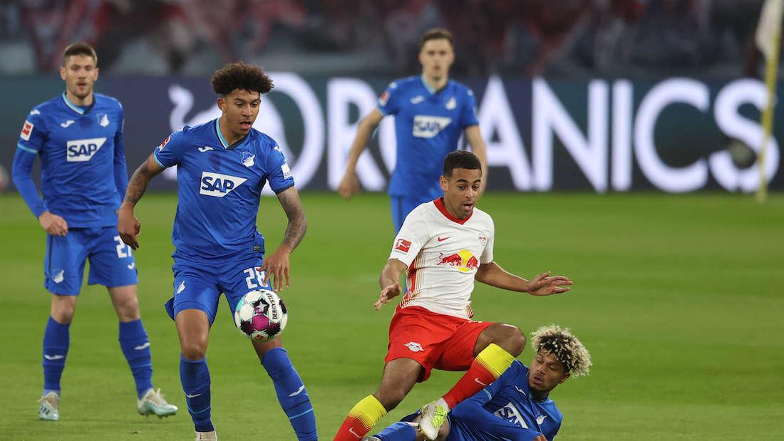 Die TSG Hoffenheim hat sich mit einem torlosen Remis von RB Leipzig getrennt.